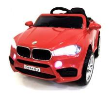 Детский электромобиль RiverToys BMW O006OO Red