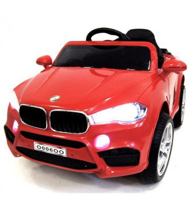 Детский электромобиль RiverToys BMW O006OO Red | Купить, цена, отзывы