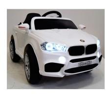Детский электромобиль RiverToys BMW O006OO White