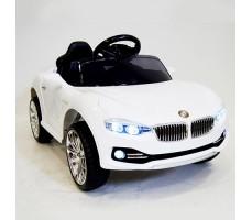 Детский электромобиль RiverToys BMW O111OO White