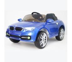 Детский электромобиль RiverToys BMW P333BP Blue