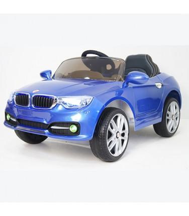 Детский электромобиль RiverToys BMW P333BP Blue | Купить, цена, отзывы
