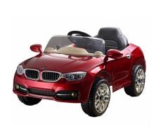 Детский электромобиль RiverToys BMW P333BP Red