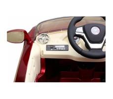 фото руля детского электромобиля RiverToys BMW P333BP Red