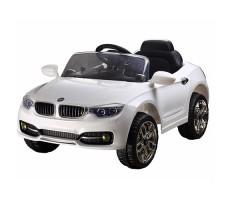 Детский электромобиль RiverToys BMW P333BP White