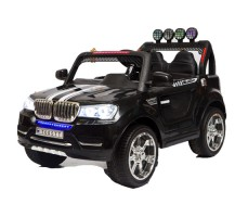 Электромобиль River Toys BMW T005TT 4x4 Black