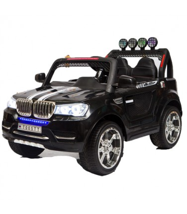 Электромобиль River Toys BMW T005TT 4x4 Black | Купить, цена, отзывы