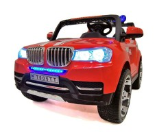 Электромобиль River Toys BMW T005TT 4x4 Red