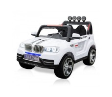 Электромобиль River Toys BMW T005TT 4x4 White
