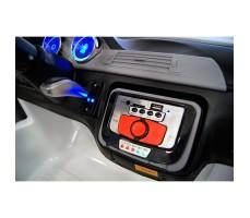 Фото передней панели электромобиля River Toys BMW T005TT 4x4 White