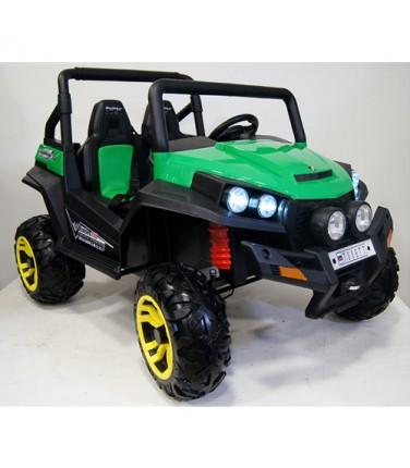 Электромобиль River Toys BUGGY T009TT Green | Купить, цена, отзывы
