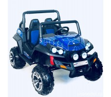 Электромобиль BUGGY T009TT-SPIDER (4*4) Blue
