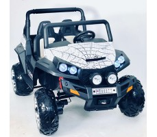 Электромобиль BUGGY T009TT-SPIDER (4*4) White