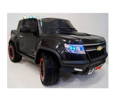 Электромобиль River Toys Chevrolet X111XX Black