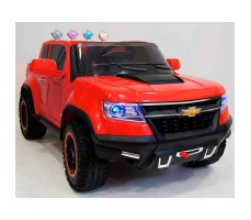 Электромобиль River Toys Chevrolet X111XX Red