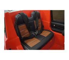Фото сиденья электромобиля River Toys Chevrolet X111XX Red