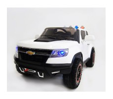 Электромобиль River Toys Chevrolet X111XX White