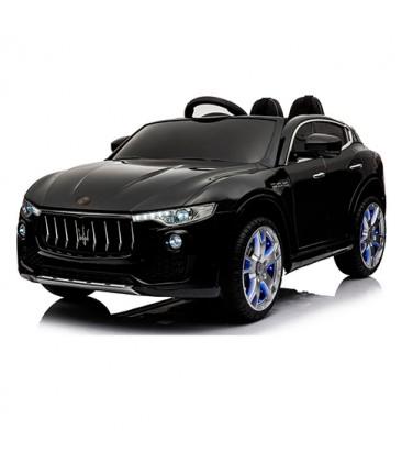 Детский электромобиль А008АА MASERATI LEVANTE Black   Купить, цена, отзывы