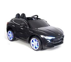 Детский электромобиль А008АА MASERATI LEVANTE Black