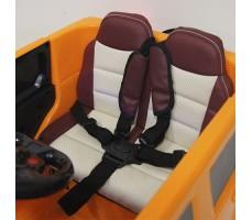 Сиденья детский электромобиля HUMMER E003EE Orange