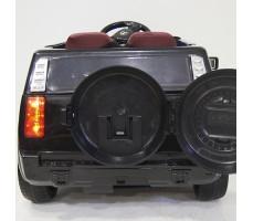 Колесо-багажник детского электромобиль HUMMER E003EE Black
