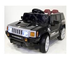 Детский электромобиль HUMMER E003EE Black
