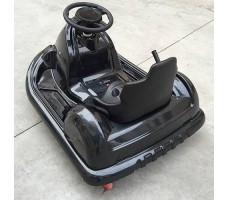 фото дрифт-машины RiverToys Drift-Car A999M Black сзади