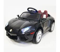 Детский электромобиль RiverToys Е002ЕЕ Black