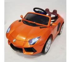 Детский электромобиль RiverToys Е002ЕЕ Orange