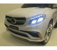 Фото бампера электромобиля Mercedes E009KX White