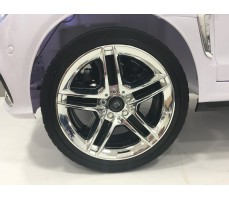 Фото колеса электромобиля Mercedes E009KX White