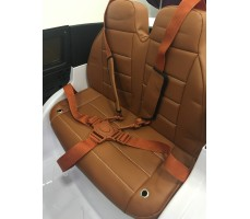 Фото сидений электромобиля Mercedes E009KX White