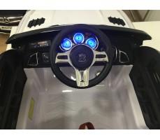Фото руля электромобиля Mercedes E009KX White