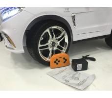 Фото комплекта поставки электромобиля Mercedes E009KX White