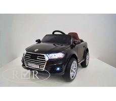 Детский электромобиль RiverToys Audi О999ОО VIP Black