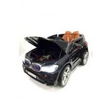 Детский электромобиль RiverToys BMW Е002КХ Black