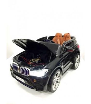 Детский электромобиль RiverToys BMW Е002КХ Black | Купить, цена, отзывы