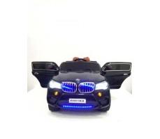фото Детский электромобиль RiverToys BMW Е002КХ Black