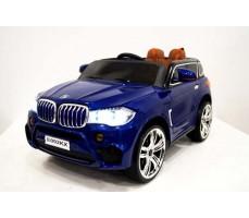Детский электромобиль RiverToys BMW Е002КХ Blue