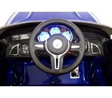 фото Детский электромобиль RiverToys BMW Е002КХ Blue