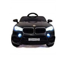 фото Детский электромобиль RiverToys BMW О006ОО VIP Black