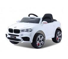 Детский электромобиль RiverToys BMW О006ОО VIP White