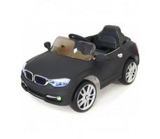 Детский электромобиль RiverToys BMW Р333ВР Black