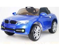 Детский электромобиль RiverToys BMW Р333ВР Blue