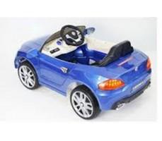 фото Детский электромобиль RiverToys BMW Р333ВР Blue