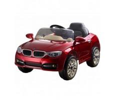 Детский электромобиль RiverToys BMW Р333ВР Red