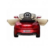 фото Детский электромобиль RiverToys BMW Р333ВР Red