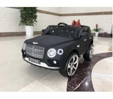 фото Детский электромобиль RiverToys Bentley Е777КХ Black