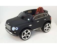 Детский электромобиль RiverToys Bentley Е777КХ Black