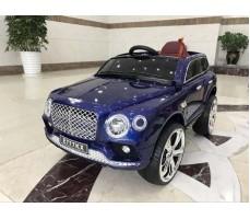 Детский электромобиль RiverToys Bentley Е777КХ Blue